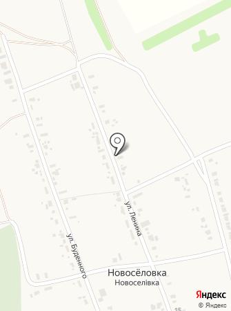 Сусанна на карте