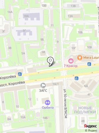 Строй Вест на карте