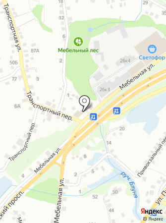 МЕХАНИК на карте