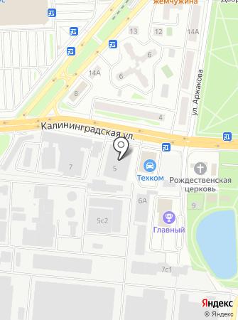 ТРВ Авто на карте