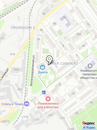 Fix Price на карте