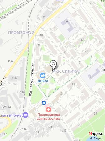 Сервис-торг на карте
