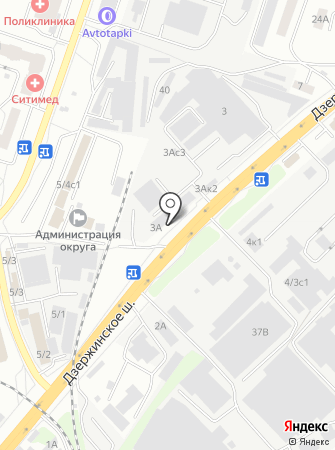 КимОйл на карте