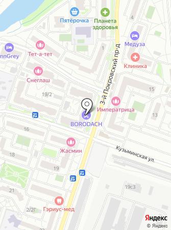 ЦветАгроМаркет на карте