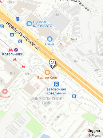 Кафе-хинкальная на карте