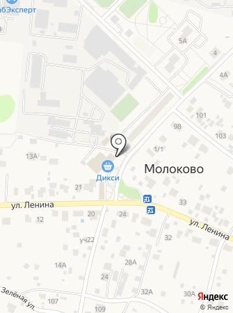 Евтап на карте