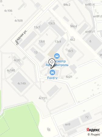 GSN-YARN на карте