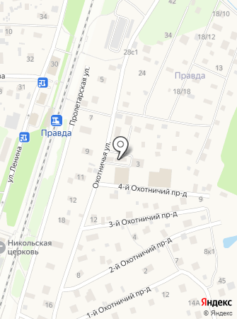 Парма Мебель на карте