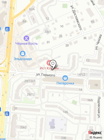 ВЕСТФАЛИЯ-Аутомотив на карте