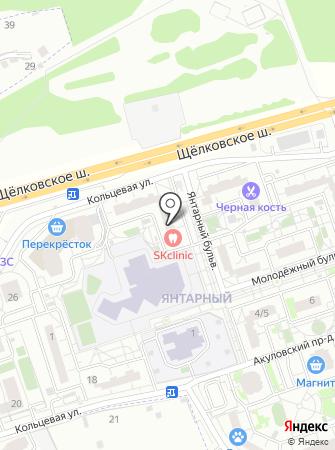 Камелия на карте