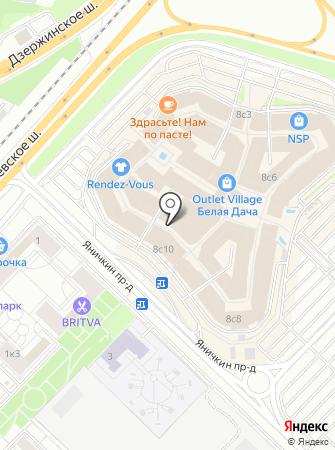 Martina Franca на карте