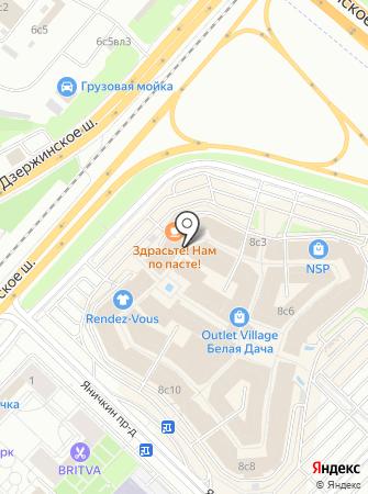 МАКУХИН на карте