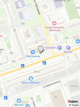 МОС-ПАРКЕТ на карте