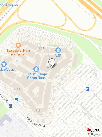 Michael Kors на карте