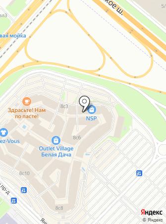 Аутлет Игрушек на карте