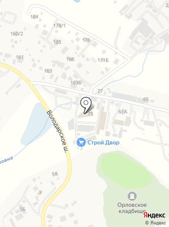 СтройСнаб77 на карте