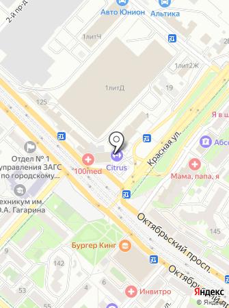 Орнамент на карте