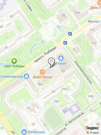 РН-Карт-Белгород на карте