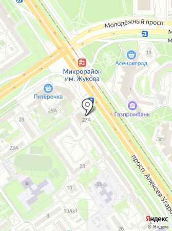 FixPrice на карте