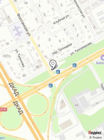 АЗС Extra на карте