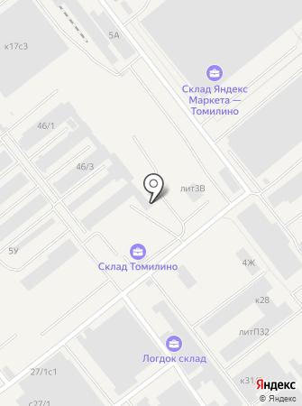ВодЛюб на карте