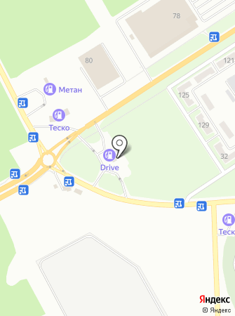 TIR на карте