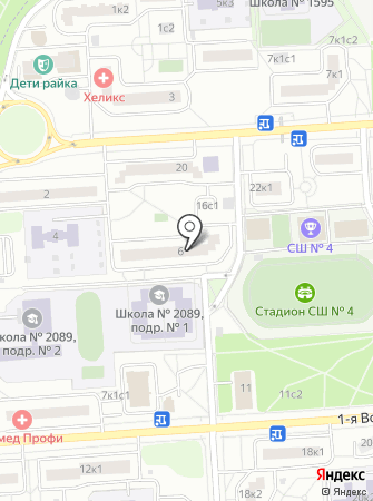 Выездной сервисный центр по ремонту компьютеров и ноутбуков на карте