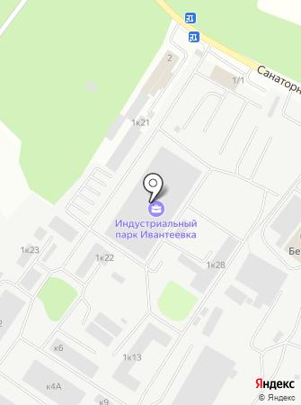 БелАгро на карте