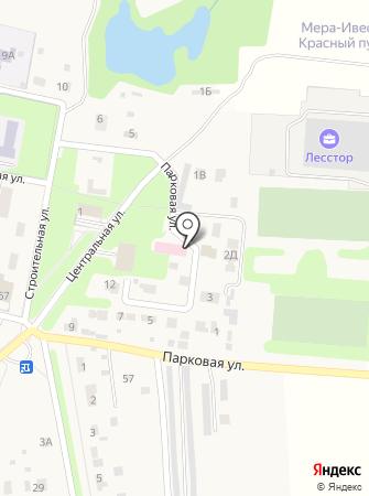 Краснопутьская амбулатория на карте