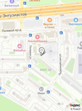 Вим Статус Сервис на карте