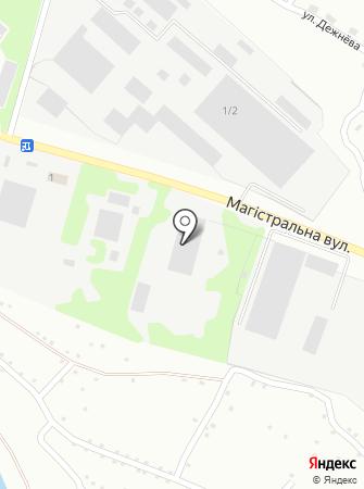 СпикАвто на карте