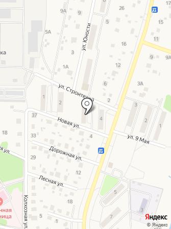 Почтовое отделение №142842 на карте
