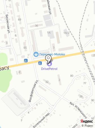 DP Group на карте