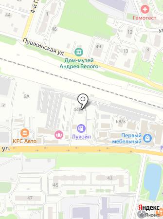 Нефто-сервис на карте