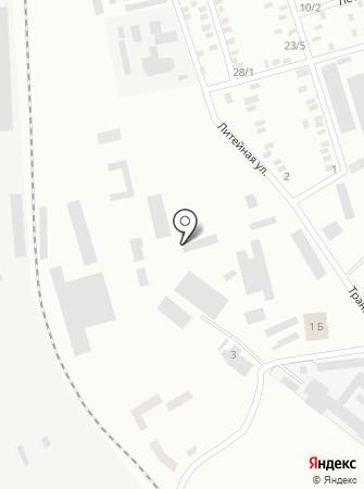 АвтоLife, автоцентр на карте