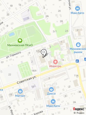 РАЙПО на карте