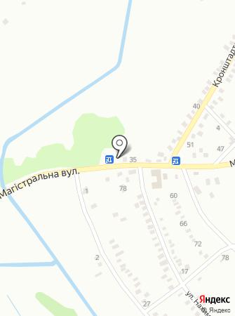 Юг-сервис на карте