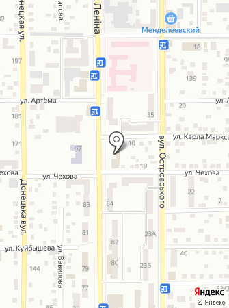 DP Service на карте