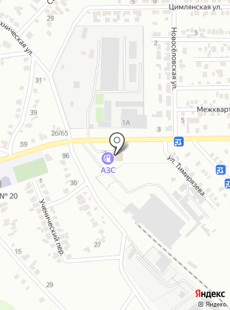 IM Service на карте