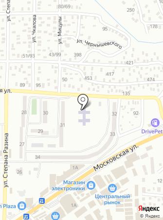 Детский сад №167 на карте