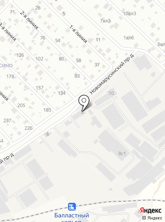 Keralux на карте