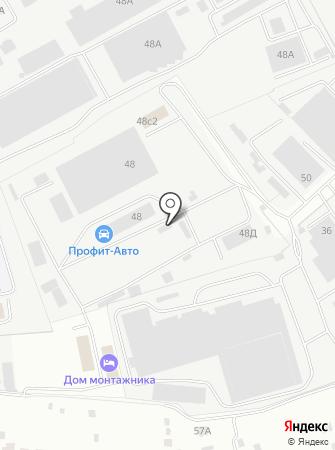 Егорка-Авто на карте