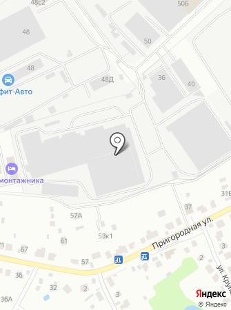 Кваттро-Сервис на карте