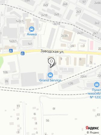 Пункт приема металлолома на карте