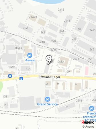 ИДЦ-Информ на карте