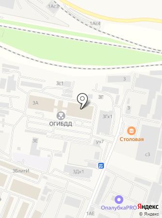 Про-сто-авто на карте