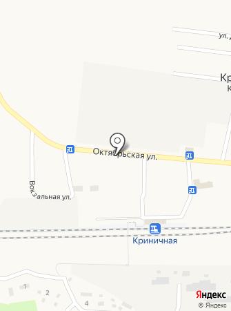 Участковый пункт полиции №37 на карте
