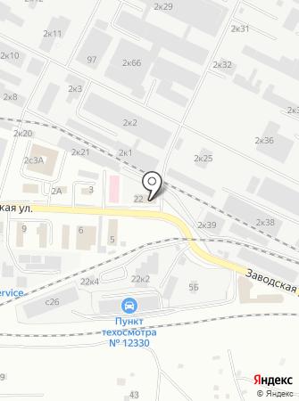 Пром на карте