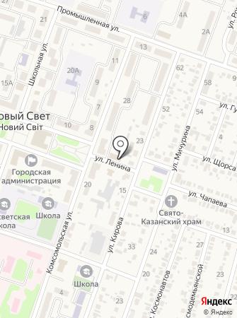 Ювелирная мастерская на ул. Ленина, 4 на карте