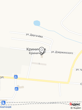 Парикмахерская, СПД Лабович Ж.Н. на карте